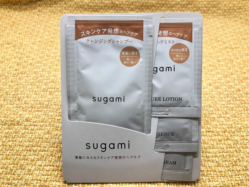 sugamiサシェセット